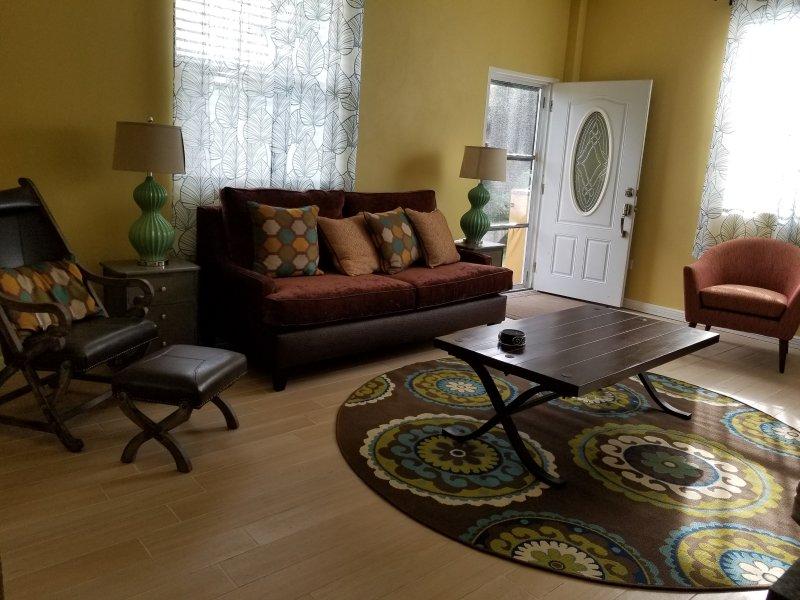 Apartamento sala de estar - pic2