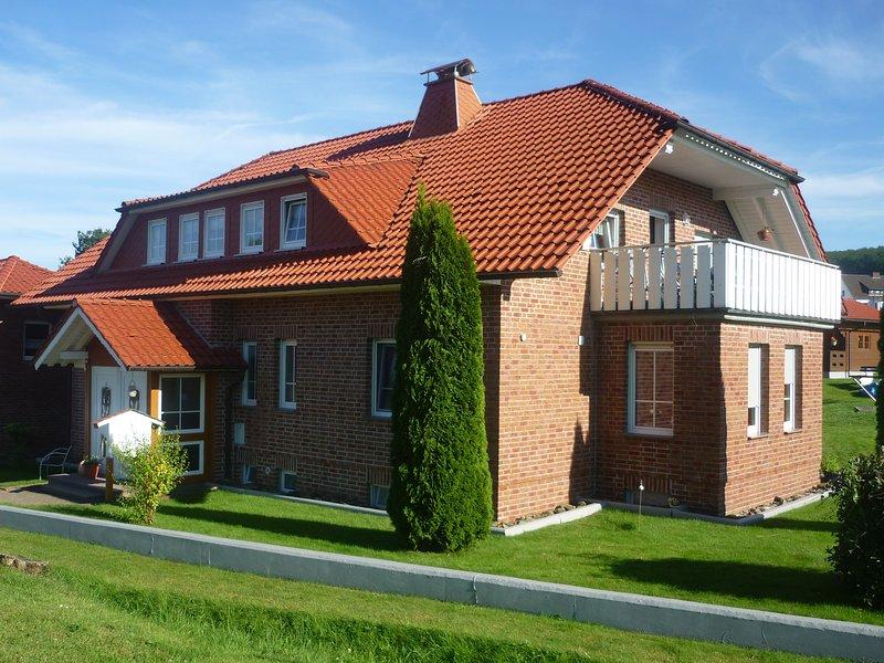 Ferienwohnung Naturblick im Solling / Weserbergland, holiday rental in Einbeck