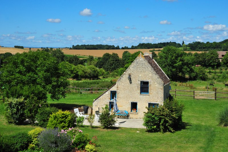 Gîte LE BOUT DU PRE, holiday rental in Vendeuvre