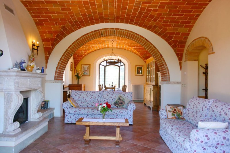 VILLA FOSCA, holiday rental in Lucignano