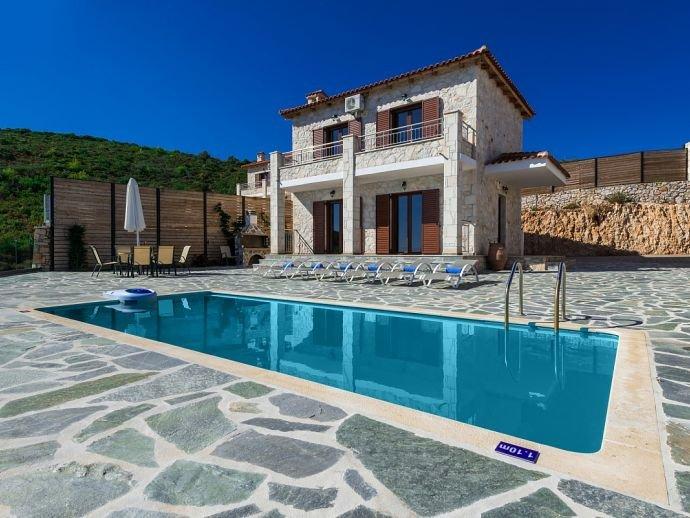 Villa Simos, vacation rental in Volimes