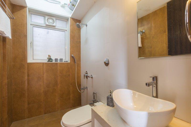 Spick & Span bathroom