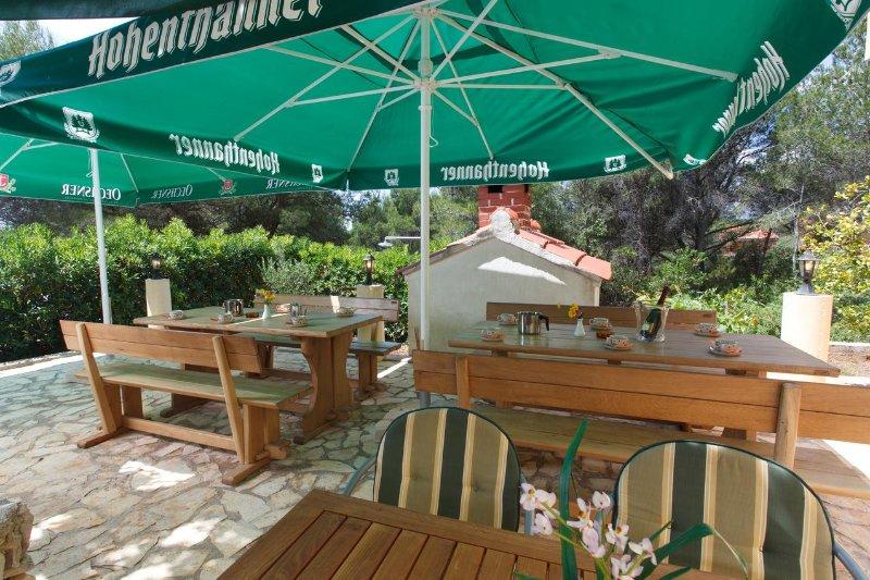 Terrace 1, Surface: 60 m²