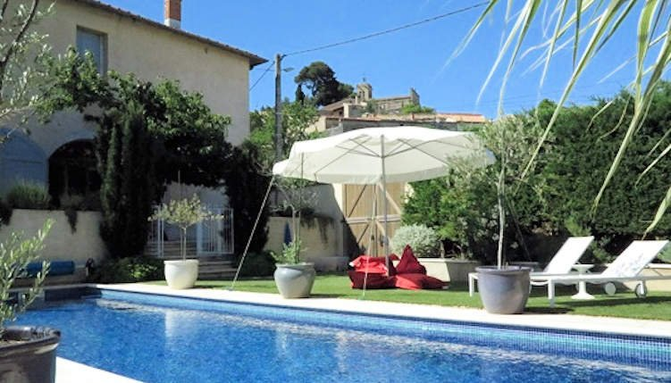 Maison La Francaise - Large holiday home France with pool, holiday rental in Cazouls d'Herault