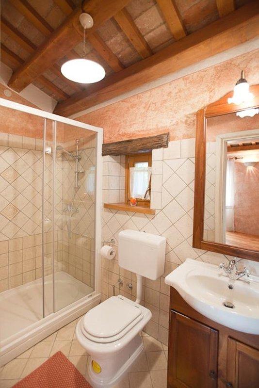 Salle de bain 2, Surface: 3 m²