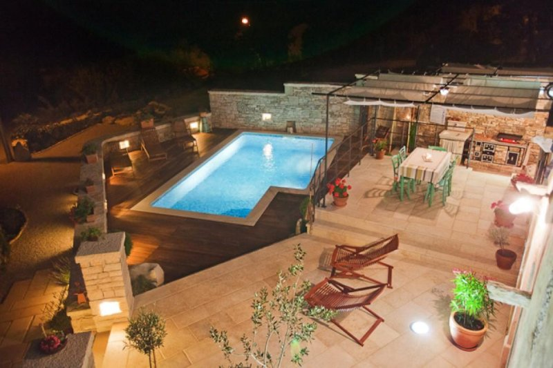 Terrasse, Surface: 15 m²