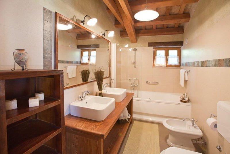 Salle de bains 1, Surface: 6 m²