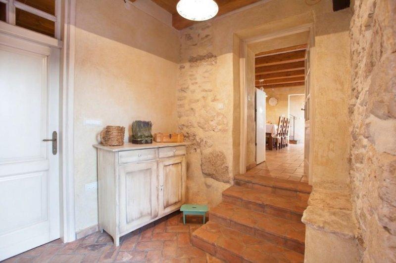 Hall d'entrée 1, Surface: 15 m²