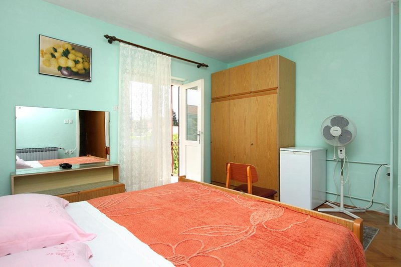 Chambre 5, Surface: 14 m²