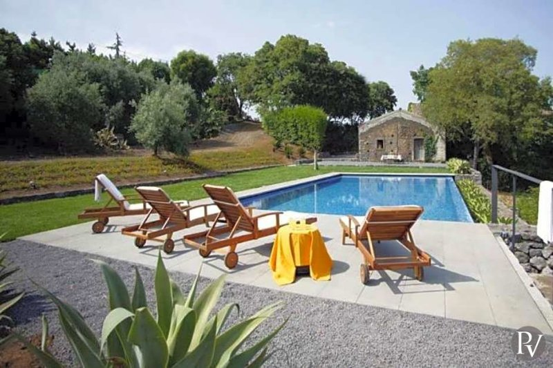Macchia di Giarre Villa Sleeps 6 with Pool - 5433104, holiday rental in Sant'Alfio