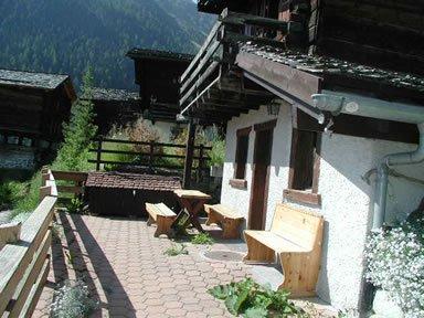 Terrace - Entrance