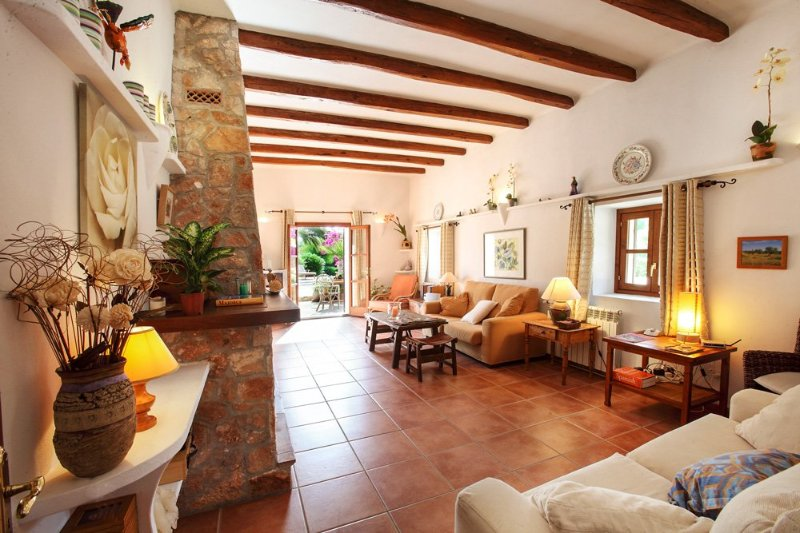 Cas Concos Villa Sleeps 11 with Pool - 5364794, holiday rental in Cas Concos