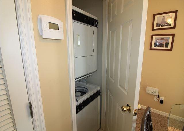 Armadio lavanderia in condominio