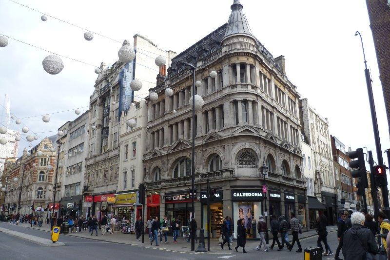 Oxford Street de Londres