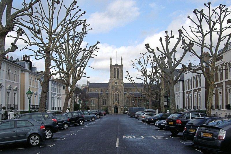 St James Church, Notting Hill