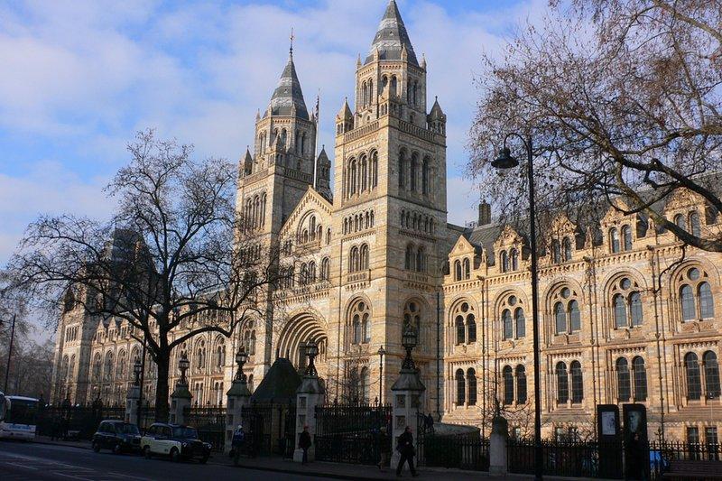 Londres Museu de História Natural