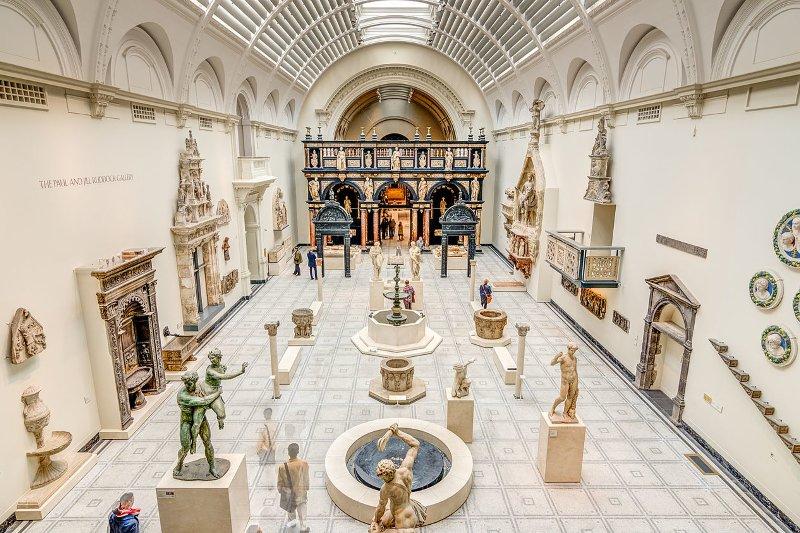 V A Museum
