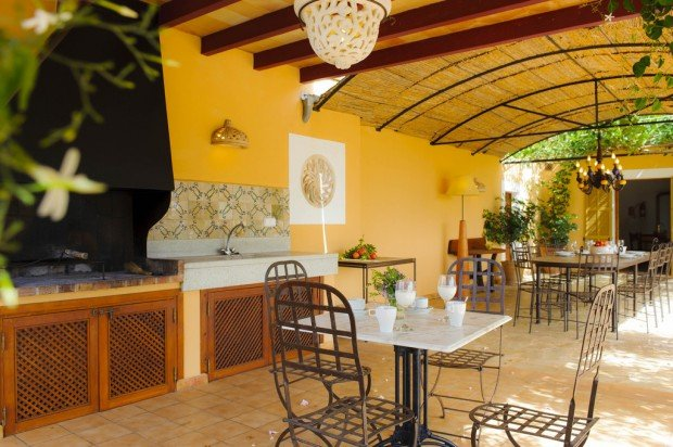 Cas Concos Villa Sleeps 10 with Pool and Air Con - 5251832, vacation rental in Cas Concos