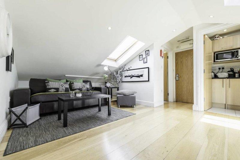 Beautiful Spacious Living Room