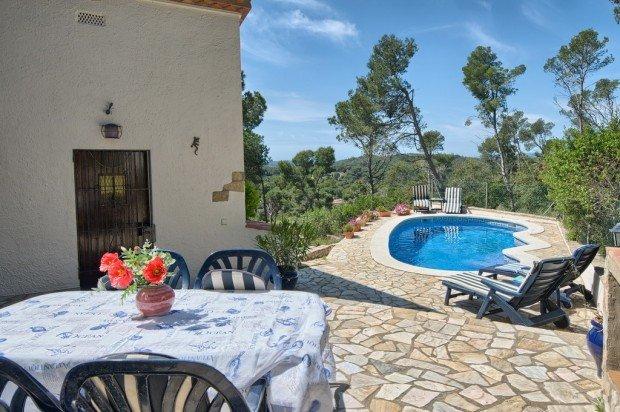 Begur Villa Sleeps 6 with Pool - 5246696, alquiler de vacaciones en Regencós