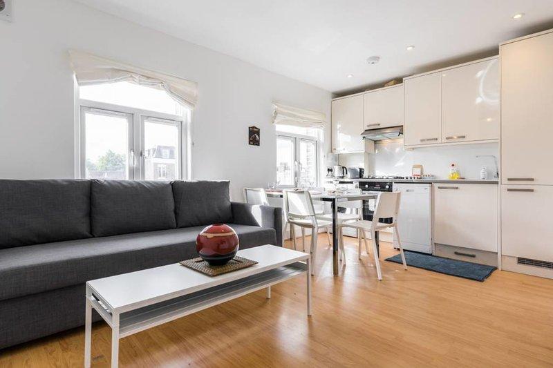Mooi en lichte woonkamer
