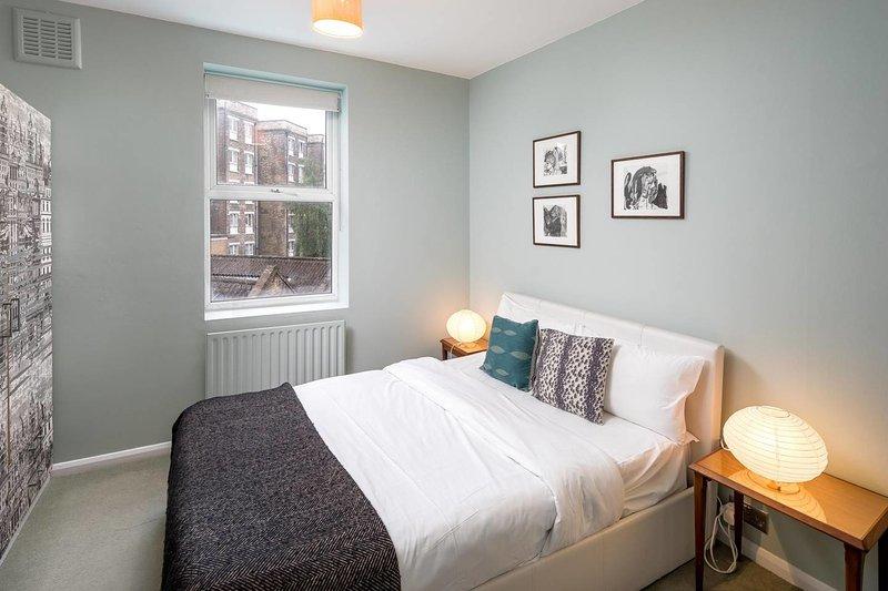 Serene double bedroom