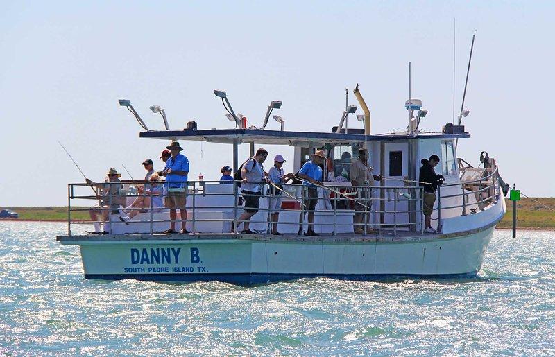 Brandungsfischen Danny B.