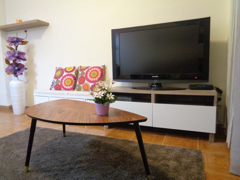 40 pulgadas de pantalla plana TV