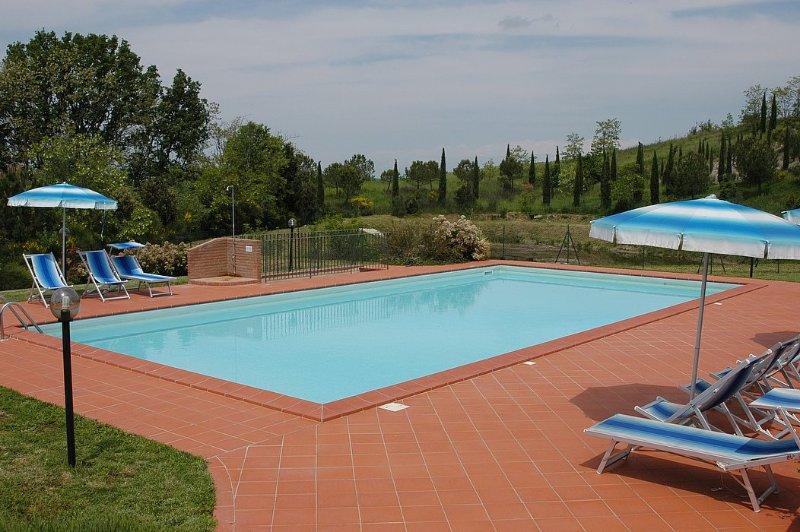 Villa Viviana A, holiday rental in Montaione