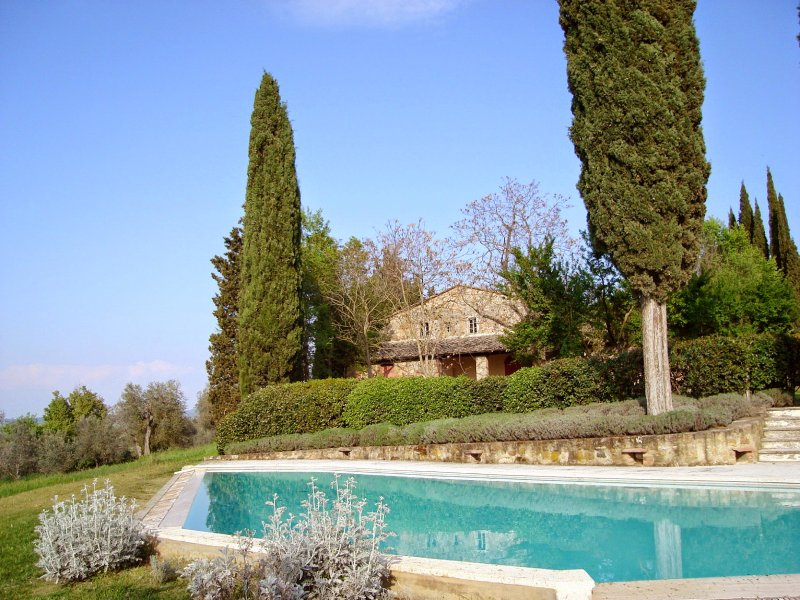 Vergelle Holiday Home Sleeps 7 with Pool Air Con and WiFi - 5227091, vacation rental in Vergelle