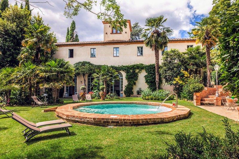 Fontecieca Villa Sleeps 12 with Pool and WiFi - 5226629, holiday rental in Carpineta