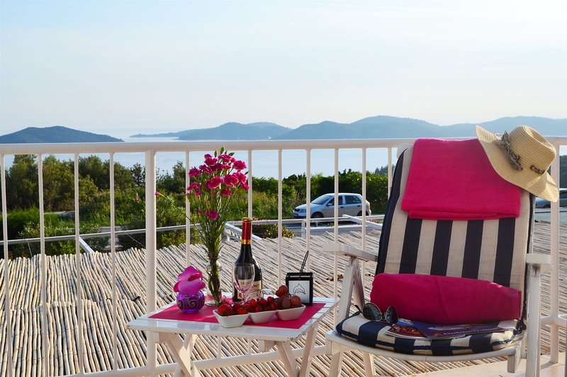 House Lina, casa vacanza a Brsecine
