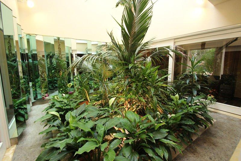 jardín Atrium