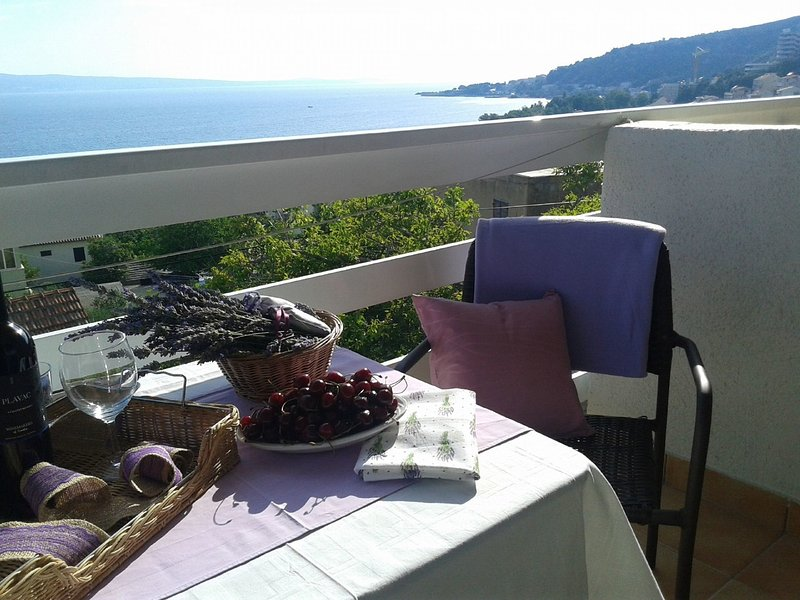 Boro SA1(3) - Dugi Rat, holiday rental in Dugi Rat