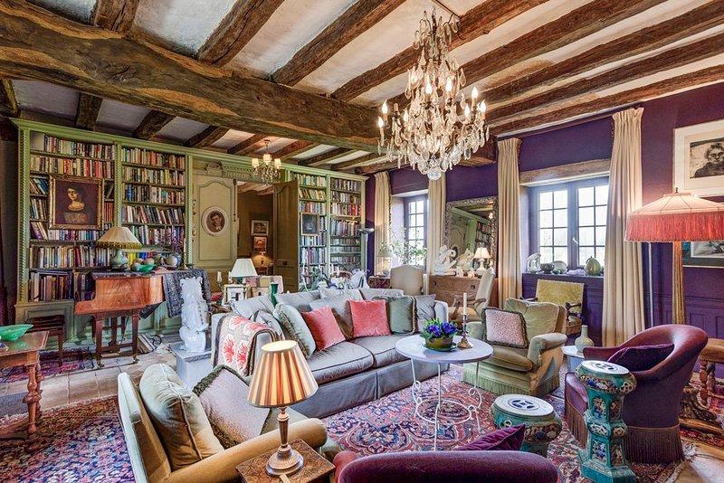 Varennes-sur-Loire Villa Sleeps 2 - 5049840, aluguéis de temporada em Varennes sur Loire
