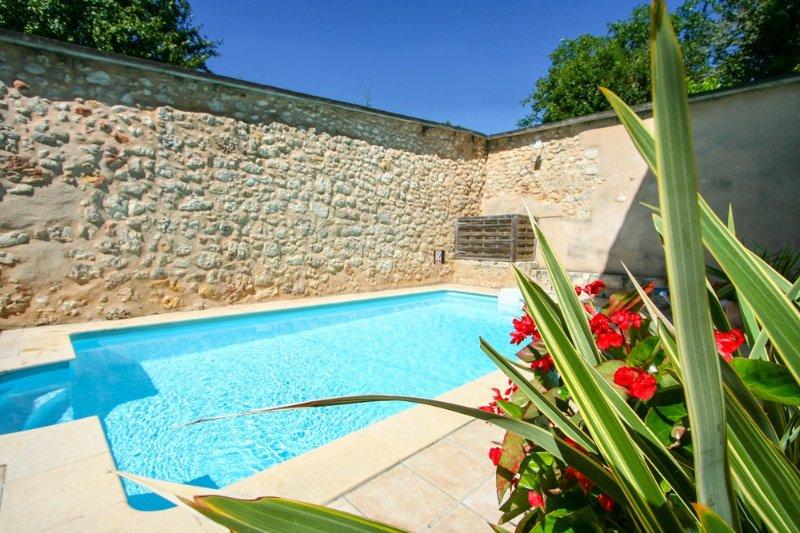Saint-Germain-du-Salembre Villa Sleeps 7 with Pool - 5049668, location de vacances à Neuvic