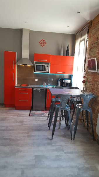 TOULOUSE  Canal du Midi, vacation rental in Toulouse