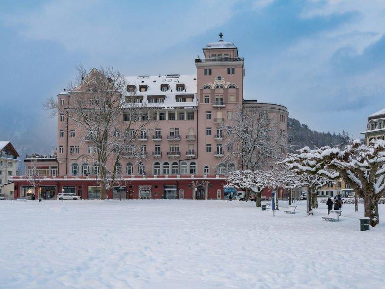 Interlaken Apartment Sleeps 2 with Air Con and WiFi - 5031981 Chalet in Interlaken