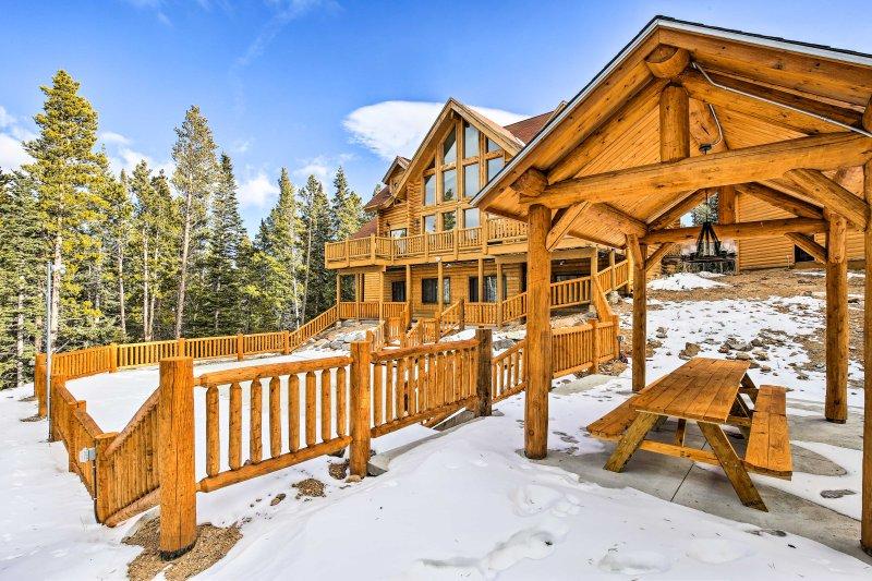 Vous êtes sûr d'adorer votre temps passé à cette cabine merveilleuse.