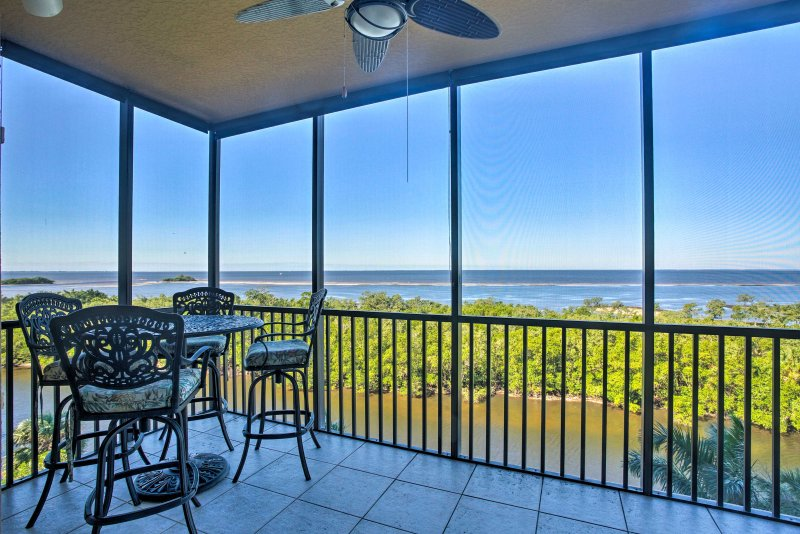 Siga su pasión por los viajes del estado del sol a este condominio de alquiler de vacaciones.