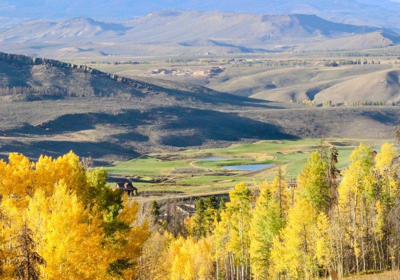 Increíbles vistas en Granby Ranch!