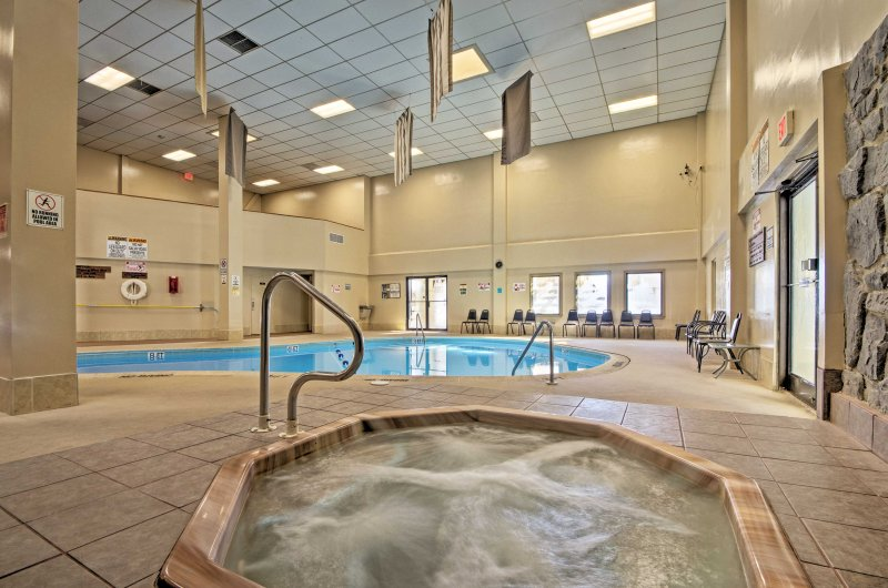 Enjoy access to community amenities like a pool, recreation center, and more.