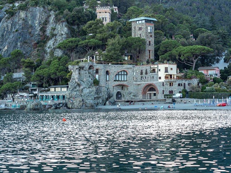 y.La Casa del Gigante Luxury Collection, vacation rental in Monterosso al Mare