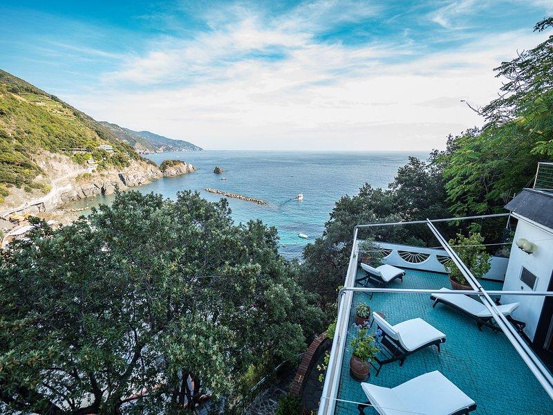 y.Villa Tanca Luxury Collection, vacation rental in Monterosso al Mare