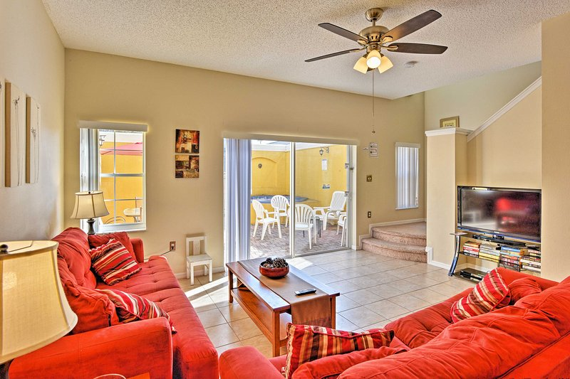 This vibrant townhome is sure to be one the whole family will love!