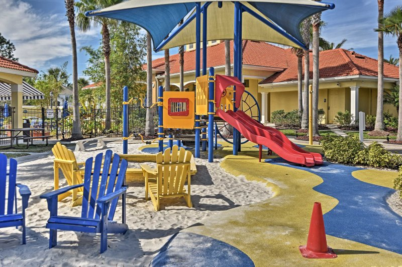 Terra Verde is an absolute dream for the kiddos!