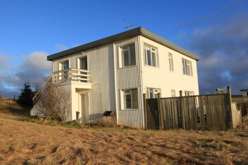 The Holiday House, vacation rental in Grafarkirkja