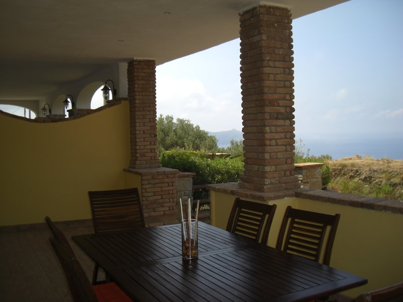 CASA ELISABETTA/ apartment 1, vacation rental in Novi Velia