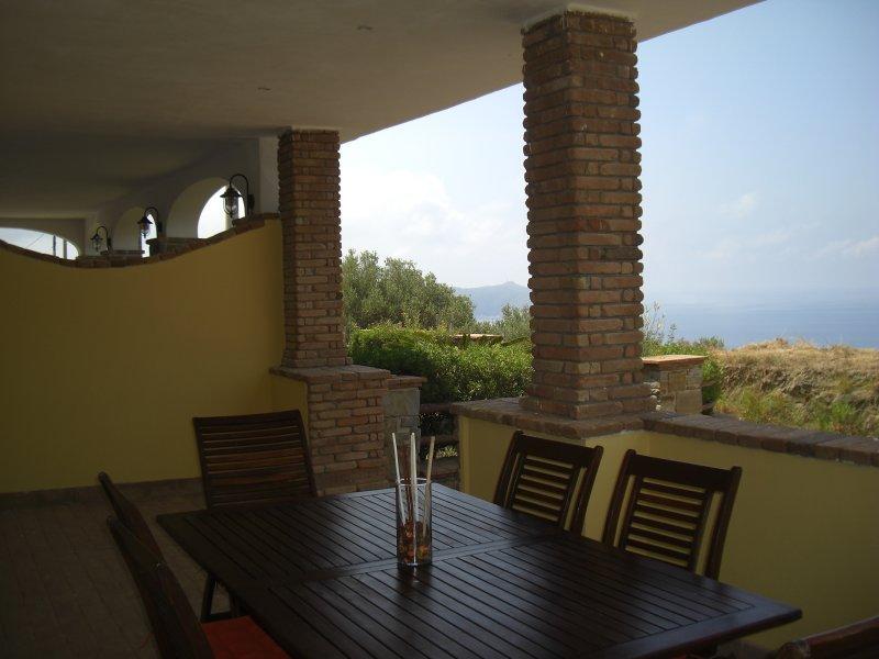 CASA ELISABETTA/ apartment 1, location de vacances à San Nicola