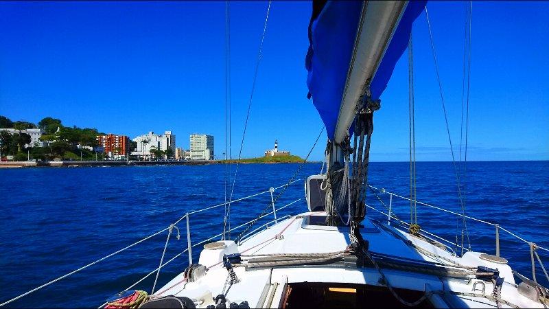 Alugue um veleiro ou lancha em Salvador e conheça a Baía de Todos os Santos, alquiler de vacaciones en Salvador